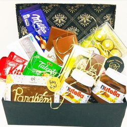 BOX DE CHOCOLATE